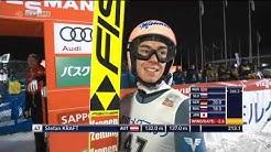 FIS Skispringen Weltcup Sapporo 2019 - Highlights