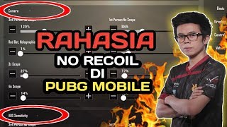TUTORIAL AIMING, 1V1, NO RECOIL CONTROL - PUBG MOBILE INDONESIA