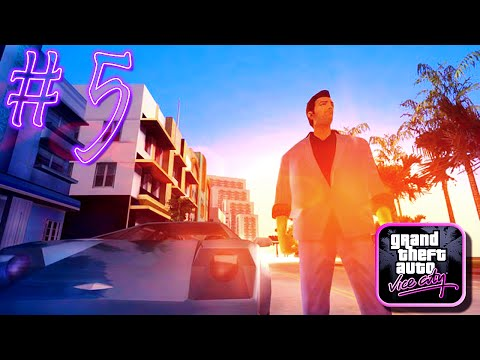 DEMOLIÇÃO E EMBOSCADA  - GRAND THEFT AUTO : VICE CITY # 5