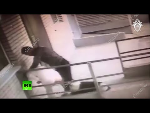 В Ростове-на-Дону собака спасла от гибели свою хозяйку