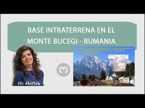 BASE INTRATERRENA EN EL MONTE BUCEGI (RUMANIA)