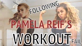 Ich mache Pamela Reif's Workout | Fitness | nobeautychannel
