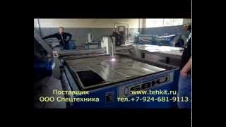 видео Фальцеосадочный станок - подробное описание оборудования