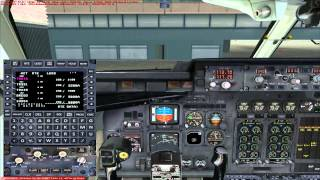 Quality Wings Avro RJ Series Tutorial Flight [GERMAN] part 1