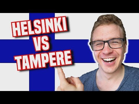 Helsinki Vs. Tampere Differences - 6 Shocking Changes I Noticed