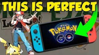 """Pokemon Let's Go"" Pokemon GO + Kanto Reboot = BEST POKEMON GAME"