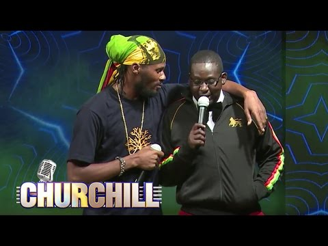 Natty King and Churchill freestyle