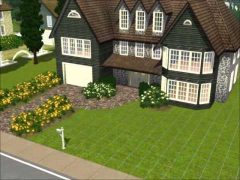 The sims 3 how to build my favorite suburban house youtube Build my home