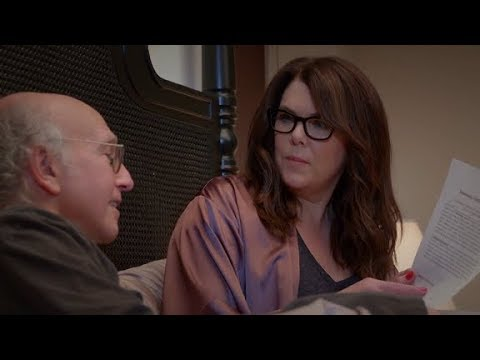 Curb Your Enthusiasm - Larry wants his girlfriend to sign a sexual contract (Relationship NDA)