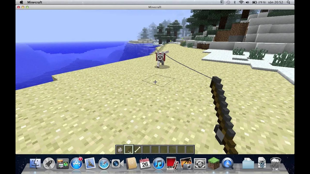 how to make a lead in minecraft. how to make a dog leash in minecraft lead