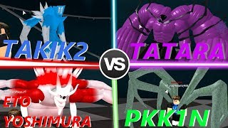 THE LEGENDARY BATTLE ROYALE! (TAKIK2 VS TATARA VS ETO VS PKK1N!) | Roblox: Ro-Ghoul