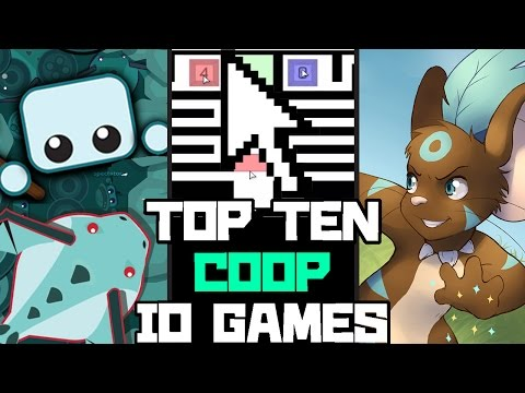 "TOP TEN ""COOP .iO GAMES"""