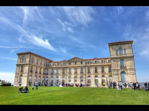 Places to see in ( Marseille - France ) Palais du Pharo