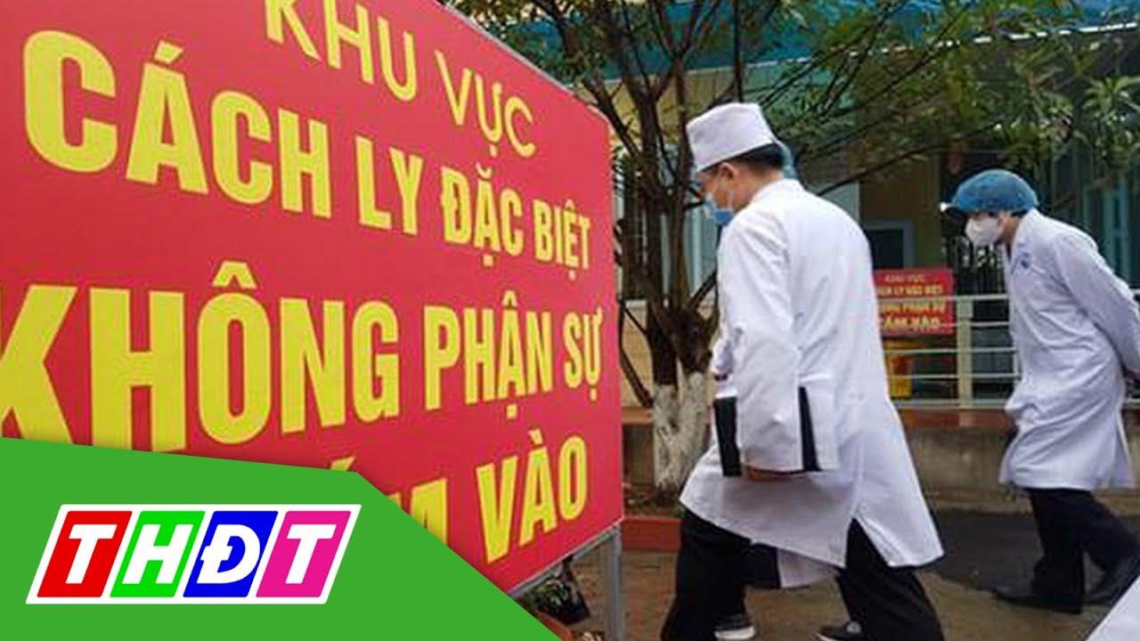 Ngăn chặn nguy cơ dịch Covid-19 xâm nhập từ Campuchia | THDT