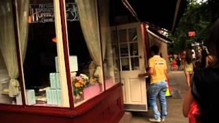 Русская Америка 1235  Кафе из Секса в большом городе