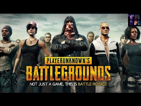 Player Unknown's Battlegrounds Livestream#4: Team Up With Pals Part 2!!