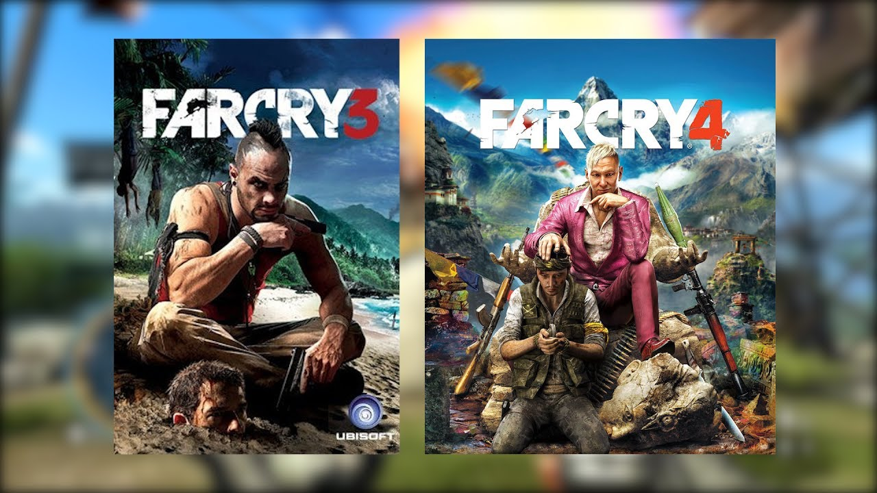 Is Far Cry 3 Better Than Far Cry 4 A Far Cry Analysis Youtube