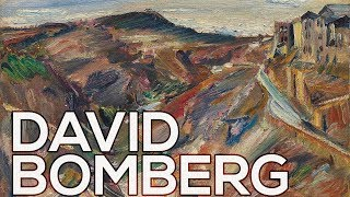 David Bomberg: A collection of 127 works (HD)