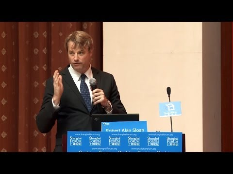 "[2013 Shanghai Forum] Robert Sloan ""Non Communicable Diseases(NCD) Prevention"""