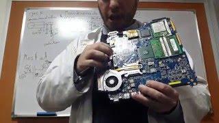 maintenance pc portable