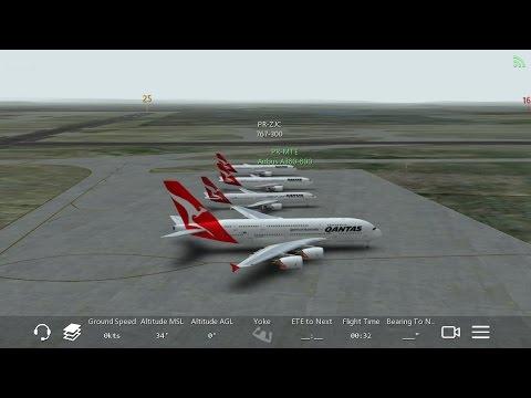 infinite flight  air traffic control  Caribbean