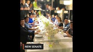 Sotto meets with new, incumbent senators amid Senate leadership issue