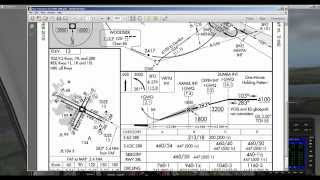 How to Land with X Plane