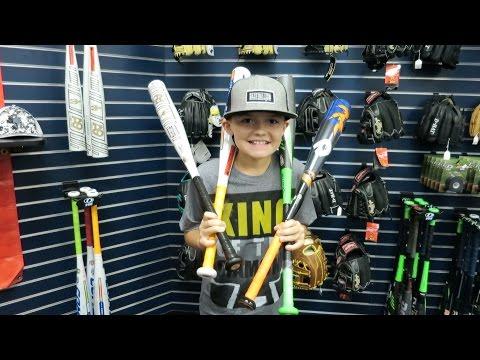 New Baseball Bat