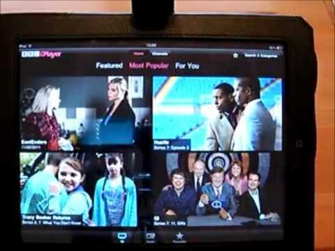 BBC IPlayer IPad App Review