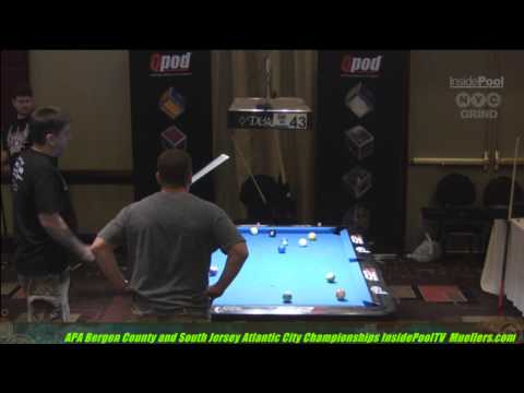 APA War on the Shore Finals 2014 Championships Atlantic City