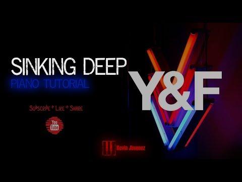 Sinking Deep Keyboard Chords By Hillsong Worship Chords