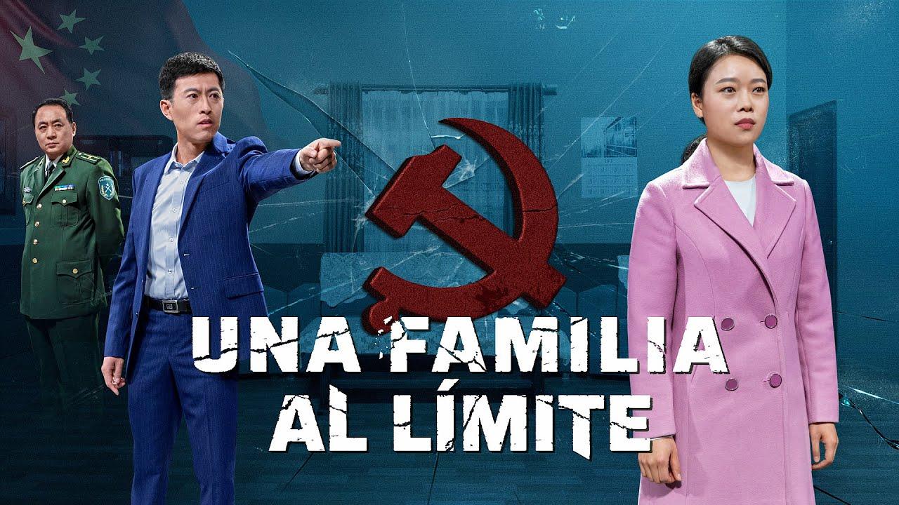 Obra de teatro cristiana   Una familia al límite (Español Latino)