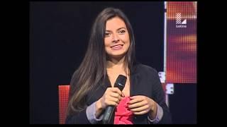 Imitadora de Myriam Hernández alborota a Adolfo Aguilar