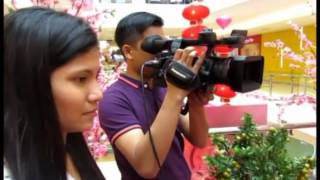 TV3 & LikeMedia : CNY Orphanage at Jaya Supermarket Behind The Scene