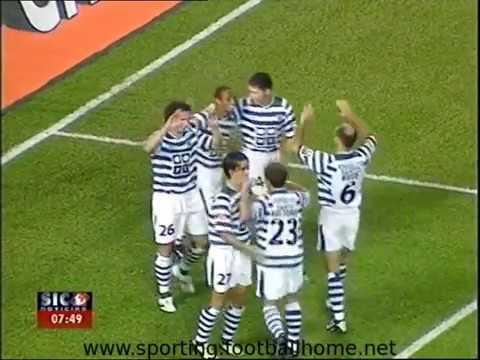 08J :: Sporting - 3 x Beira-Mar - 1 de 2003/2004