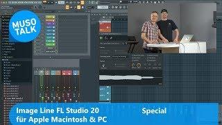 Image Line FL Studio 20 für Mac und PC