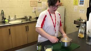 Creative Cooking Tutorial: Pesto Pasta