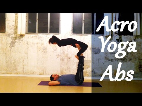 AcroYoga for Abs