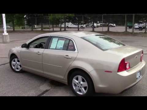 2008 Chevy Malibu LS w/ 1LS