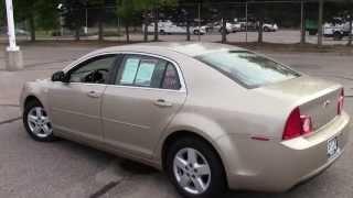 Chevrolet Malibu (2008) Videos