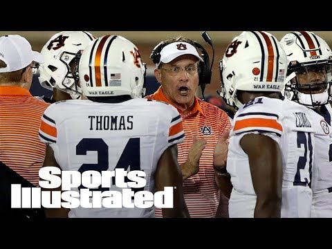 Arkansas Facing Pressure From Board To Make Gus Malzahn Head Coach | SI Wire | Sports Illustrated