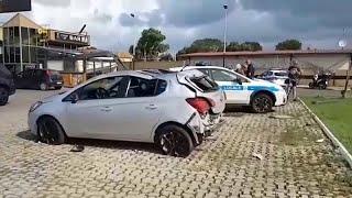 شاهد: حجم الدمار الذي خلفه اعصار ضرب بالقرب من روما وقتل امرأة…