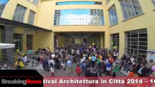 2014 - BreakingNews: al BasicVillage il 4° Festival Architettura in Città