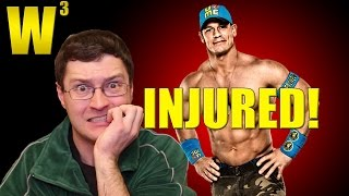 JOHN CENA OUT FOR MANIA! | Wrestling With Wregret