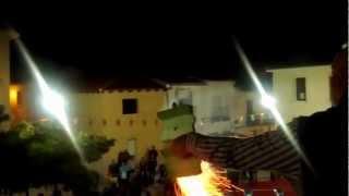 Chupinazo Fiestas Villalbilla 2012 VIVA SAN MIGUEL!!