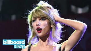 Taylor Swift Partners With AT&T For Making of 'Reputation' Series | Billboard News