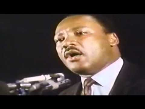 MLK's Last Speech