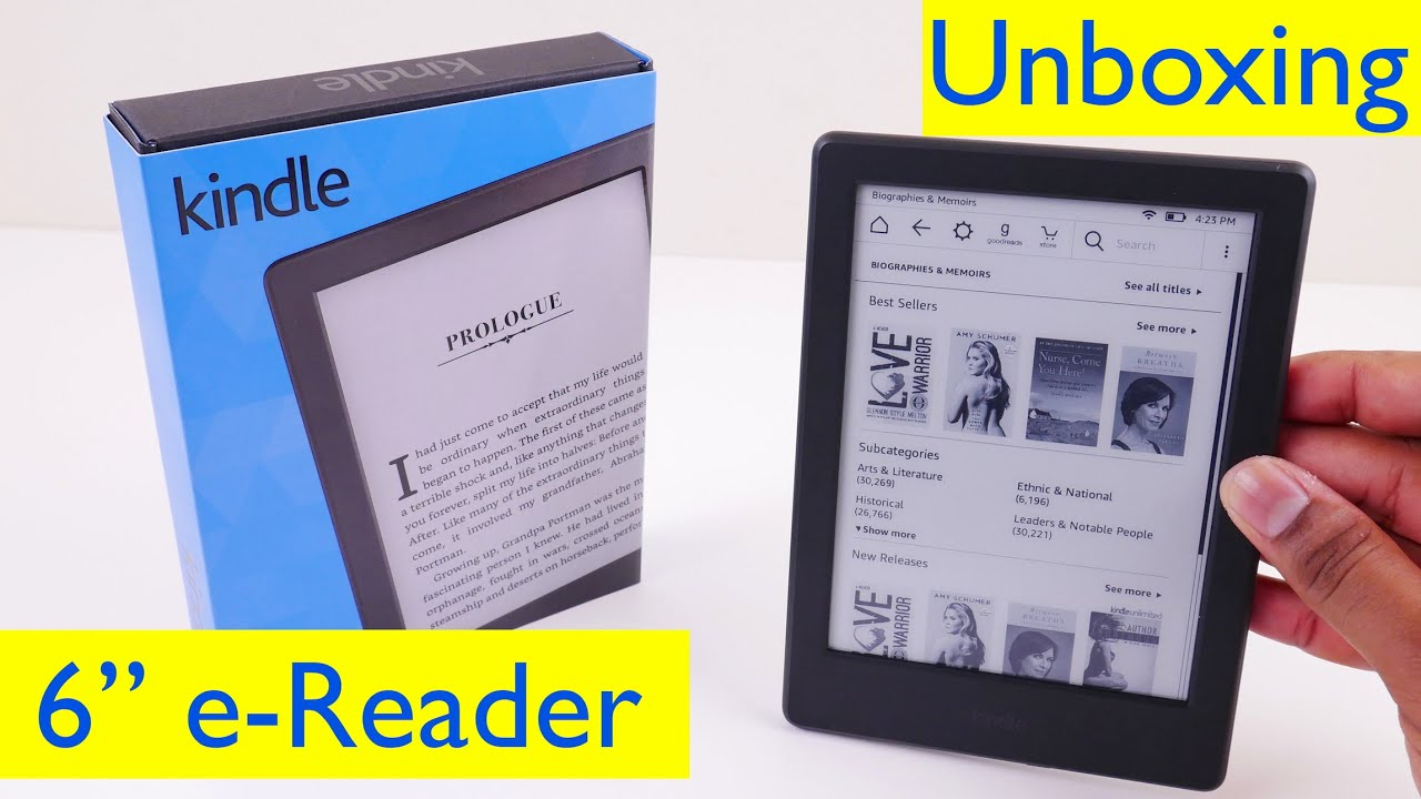 All-New Kindle 6