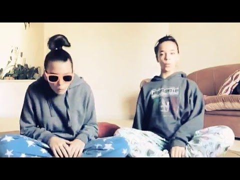 THE LAZY SONG (Lucy & Samara)