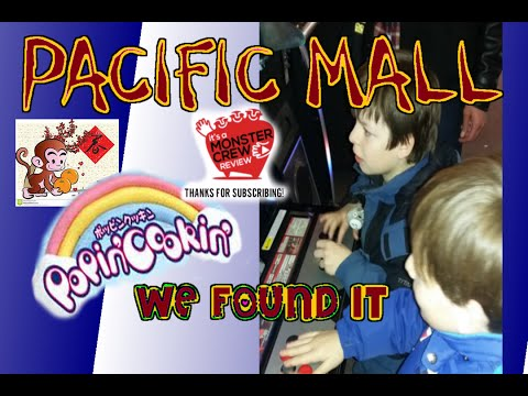 """Pacific Mall Adventure to find """"Popin Cookin""""!!  ;-D"""